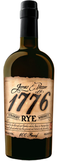 James E. Pepper 1776 Rye Whiskey 750ml